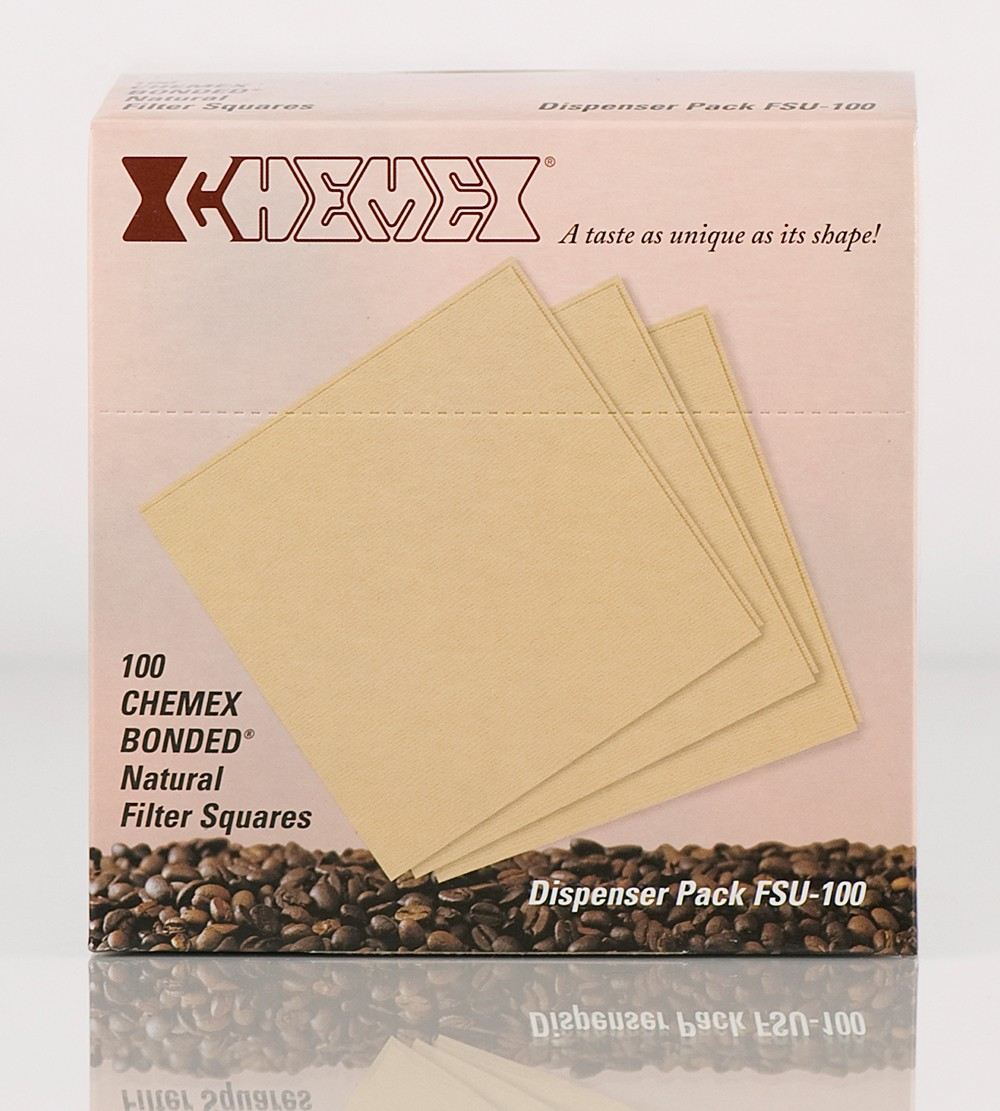 Chemex Natural Filter Squares